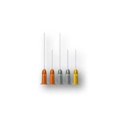 INJ.JEHLY TRANSCOJECT LUER G25 0,5x42mm oranž.100ks