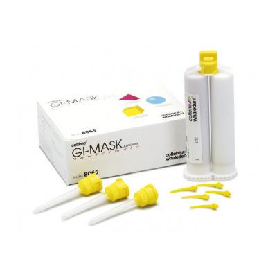 GI-MASK starter kit 1x50ml kartuše, 1x50ml separátor