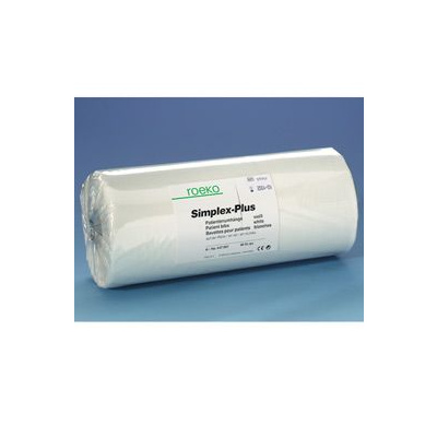Simplex Plus-ochranný přehoz pro pacienta, modrý 80ks