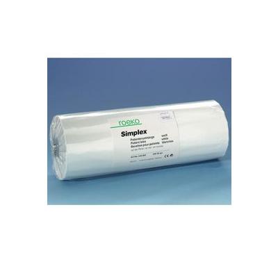 Simplex ochranný přehoz pro pacienta, sv. zel. 200ks