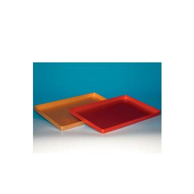 HS-hliníkový tác nainstrumenty, dolní díl, děrovaný