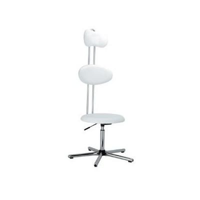 Židle rentgenová, barva bílá č.1