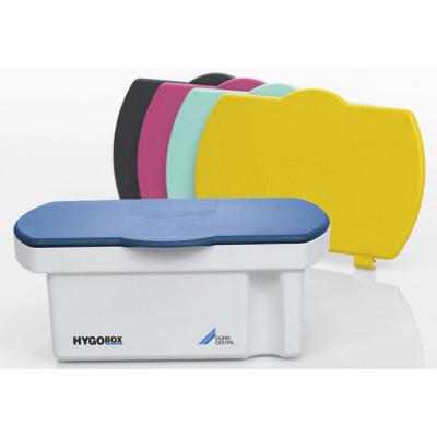 DEZINFEKČNÍ BOX Hygobox, modrá, síto bílé 1ks