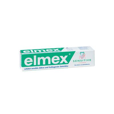 ZUBNÍ PASTA ELMEX SENSITIVE zelená 75ml