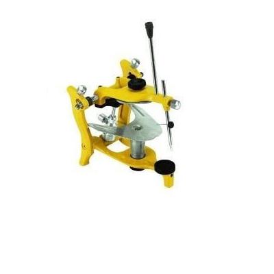 Artikulátor ASA 5011 -žlutý, 180° + 4  destičky