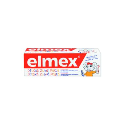 ZUBNÍ PASTA DĚTSKÁ ELMEX KINDER  50ml