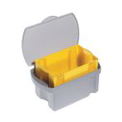 DEZINFEKČNÍ BOX Hygobox, antracit, síto žluté 1ks