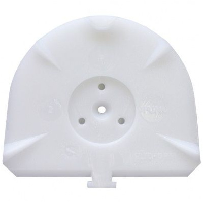 GIROFORM Base Plates CLASSIC L bílá 100ks