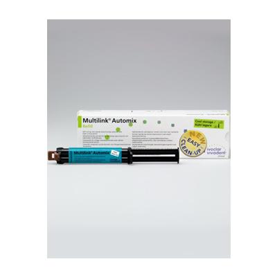 Multilink Automix Easy Clean Up, Refill žlutý 9g
