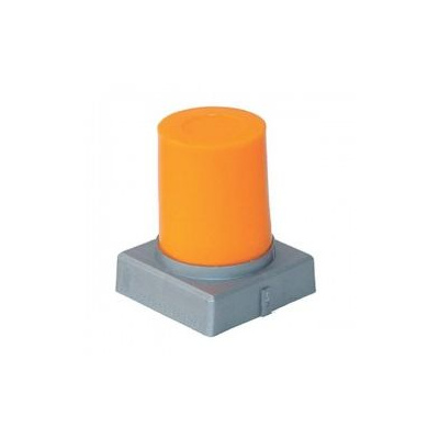 VOSK S-U Ceramo caps vosk oranžový 200g