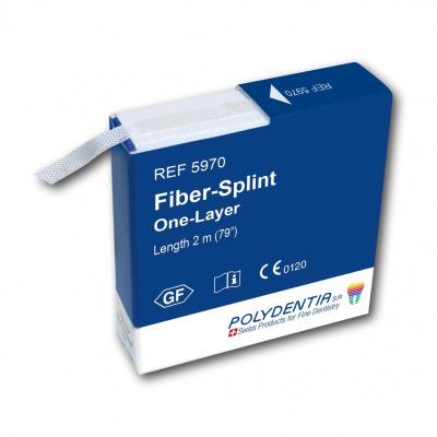 FIBER SPLINT vlákno 2 m (sada nadlahování zubů)