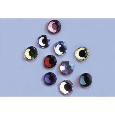 KAMÍNKY ozdoba nazuby pr. 2 mm  BÍLÝ/diamant 1ks