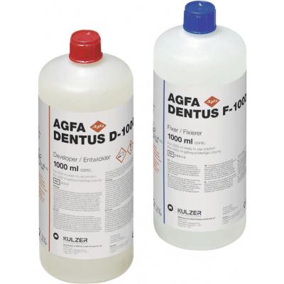 AGFA DENTUS D-1000 vývojka 1l, koncentrát pro 5,5 l