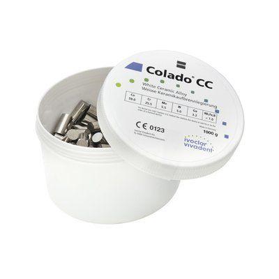 COLADO CC CrCo  kov podkeramiku 250g