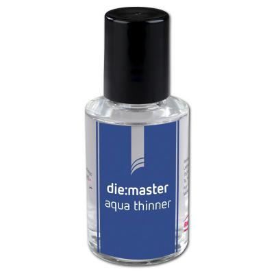 DIE MASTER Aqua thinner (ředidlo) 30 ml  ****