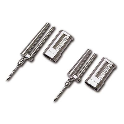 ČEPY Bi-Pin dlouhé s trnem, kovo. pouzdrem, 1000ks  ***