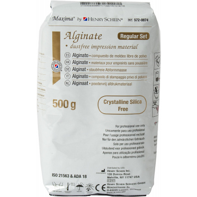 HS-Maxima Alginát, Plus Regular, 2x500 g