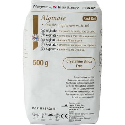 HS-Maxima Alginát, Plus Fast, 2x500 g