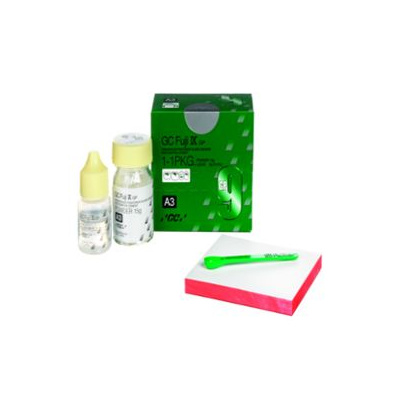 FUJI IXGP set 3-2 (3x 15g prášek+2x 6.4 ml)