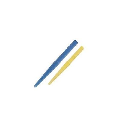 PRECI POST spalitelné čepy, laboratorní, modré 50ks