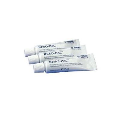 RESO-PACK 25g abrazivní pasta naochranu rány