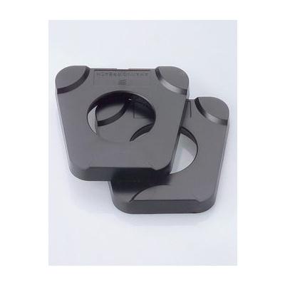 Artex Splitex, Counter plate, Classic černá  10 ks
