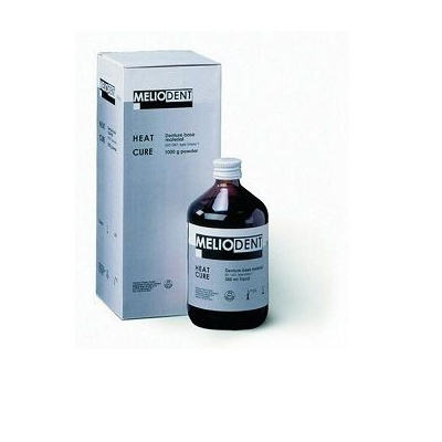MELIODENT HC barva 01 CLEAR, 1000 g