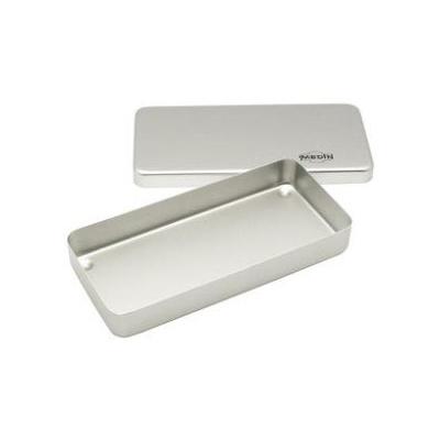 Kazeta Al pro stomatologické nástroje, 220x105x36 mm