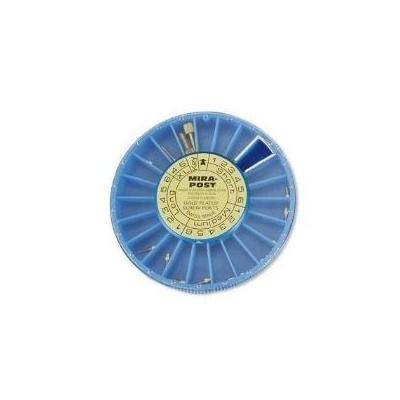 MIRAPOST GOLD čepy, vel. 1  pr.1,05 (S) 12 ks