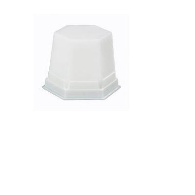 VOSK GEO Classic, snow white, transparentní 75 g