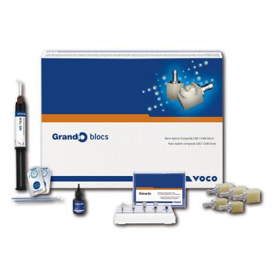 Grandio blocs Kit (2 x No. 12, 3 x No. 14L)