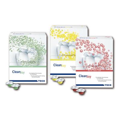 CLEANJOY -SingleDose, jemná, zelená 200 x 2g