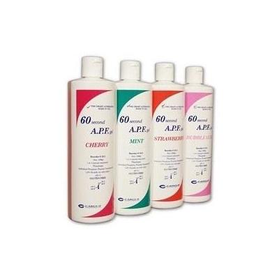 Fluoride gel APF máta 450 ml  /60 Second gel/