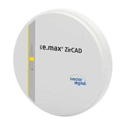 E.max ZirCAD MO 2 98.5-18mm/1