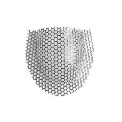 Zesilovací mřížka nerezová, 60×54×12 mm  1 ks