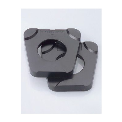 Artex Splitex, Counter plate, Classic černá 100 ks
