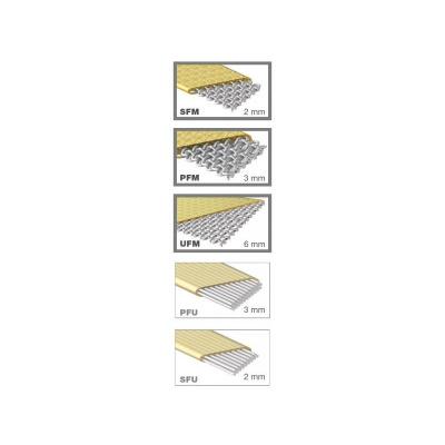 DENTAPREG Braid -4 pásky