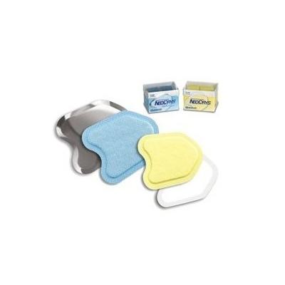 NEODRYS absorbční čtverečky, malé s RS, žluté 50ks***********