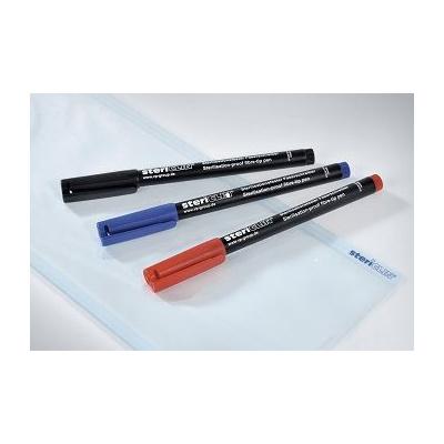 Popisovač odolný sterilizaci, fix-modrý 1 ks