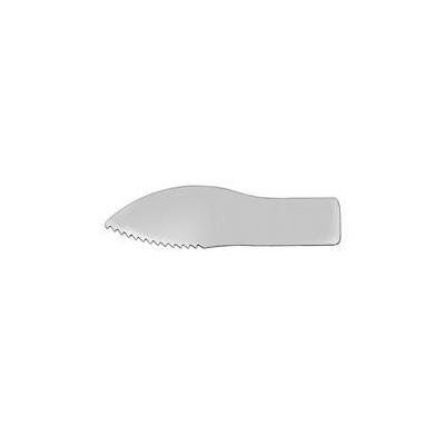 Nůž nakeramiku univerzální, čepel vroubkovaná 8ks
