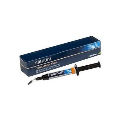 SIGNUM COMPOSITE Flow dentin C4, stříkačka 4 g