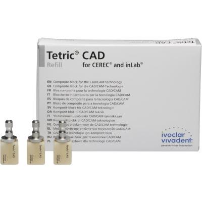Tetric CAD for CEREC/inLab HT A3 I12/5