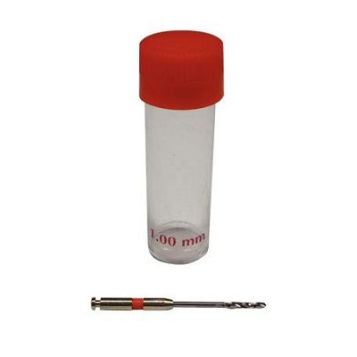 FibreKor 1.00 Drill, červený