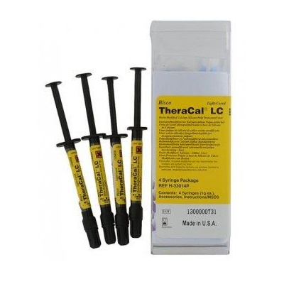 THERACAL LC 4x1g + 50 kanyl (22g)