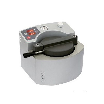 Polymerační hrnec Polymax 1 95°C, stříbrný