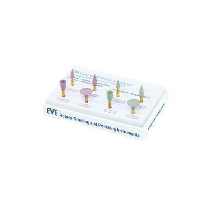 EVE Diacomp Plus Twist leštící disky, RA 343, 6ks v bal.