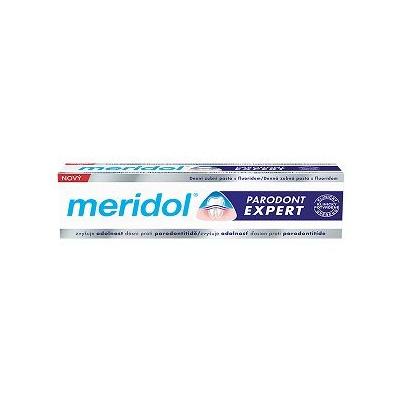 ZUBNÍ PASTA MERIDOL Parodont Expert 75ml + kartáček