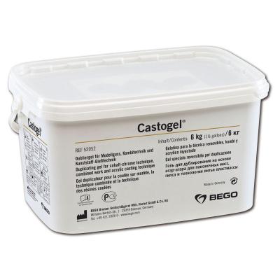 DUBLIERMASSE-CASTOGEL/BEGO 6kg zelená