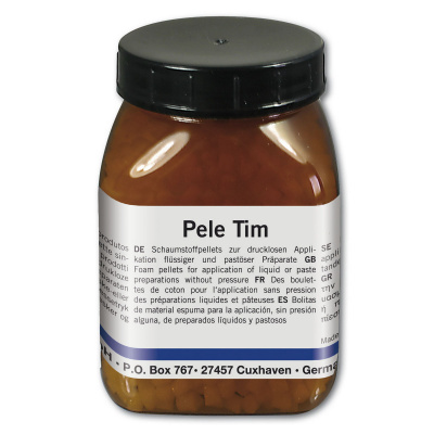 PELETY Pele Tim, vel. 1, pr. 4 mm, 3000 ks