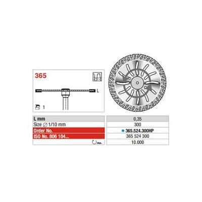 DIAMANTOVÝ DISK FLEX 365/524/300 nasádru 1 ks